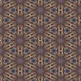Seamless pattern resembling lace fabric Royalty Free Stock Image