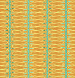 Seamless pattern. Seamless retro background in modern ikat pattern Royalty Free Stock Photography