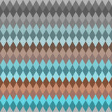 Seamless pattern with rhombus-1 Royalty Free Stock Photos