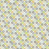 Seamless pattern with rhombuses. Colored geometric seamless pattern with rhombuses Vector Illustration