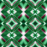 Seamless pattern of rhombuses Royalty Free Stock Photos