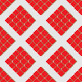 Seamless pattern of rhombuses Royalty Free Stock Image