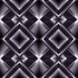 Seamless pattern of rhombuses Stock Photography