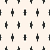 Seamless pattern with rhombuses simple texture. Royalty Free Stock Photo