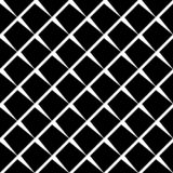 Seamless pattern of rhombuses. Unusual lattice. Geometric background. Vector illustration. Good quality. Good design royalty free illustration