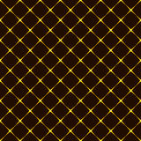 Seamless pattern with rhombuses. Vector background. Stock Image