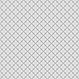 Seamless pattern of rings and dots. Geometric dotted wallpaper. Stock Photos