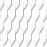 Seamless pattern with roof tiles Stock Images