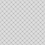Seamless pattern of round crosses. Royalty Free Stock Photography