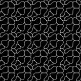 Seamless pattern of round lines. Geometric background. Vector illustration. Good quality. Good design royalty free illustration