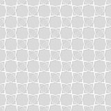 Seamless pattern of round lines. Geometric floral wallpaper. Unu Royalty Free Stock Photos