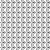 Seamless pattern of round lines and rhombuses. Geometric  Stock Photo