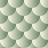 Pattern. Seamless pattern with round and quadratic shapes Stock Photos