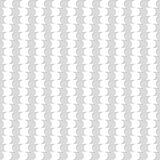 Seamless pattern of round shapes. Geometric background. Stock Photos
