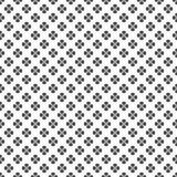 Seamless pattern of round shapes. Geometric wallpaper. Stock Photo