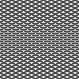 Seamless pattern of round shapes. Geometric wallpaper. Stock Photos