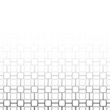 Seamless pattern with rounded squares Stock Images