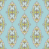Seamless pattern Royal luxury classical damask Royalty Free Stock Photography