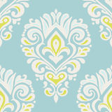 Seamless pattern Royal luxury classical damask vector design Stock Images