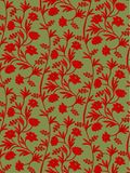 Seamless pattern russian ornament Royalty Free Stock Image