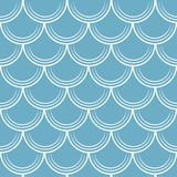 Seamless pattern scale Stock Photos