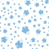 Seamless pattern, set elements on a white background. Flat  illustration EPS 10.  Stock Photos