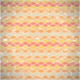 Seamless pattern of shabby vintage Royalty Free Stock Photos