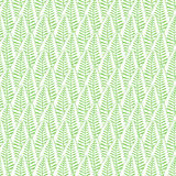 Seamless pattern with silhouettes of leaves Royalty Free Stock Images