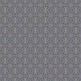 Seamless pattern silver gray. Abstract geometric grid background, seamless circles pattern silver gray with light elements Stock Illustration