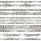 Seamless pattern of silver lines Stock Photography