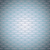 Seamless Pattern Silver Wings Royalty Free Stock Photos