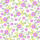 Seamless pattern in small flower. Romantic flower print. Stock Photography