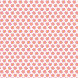Seamless pattern with small flowers. Vector illustration Stock Image