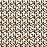 Seamless pattern with small flowers Stock Images