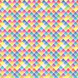 Seamless pattern with small rhomboid shape Royalty Free Stock Photo