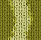 Seamless pattern of snake skin. Abstract background - snake skin. vector Graphics Royalty Free Stock Photo