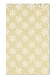 Seamless pattern with snowflake on paper Royalty Free Stock Image
