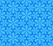 Seamless pattern snowflakes 3. Seamless pattern with snowflakes 3. This image is a vector illustration and can be scaled to any size without loss of resolution Stock Photo