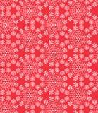 Seamless pattern snowflakes Royalty Free Stock Image