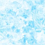 Seamless pattern with snowflakes. Vector, EPS 10. Seamless pattern with beautiful snowflakes. Vector, EPS 10 Stock Image