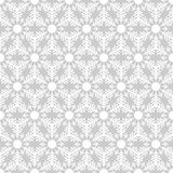 Seamless pattern from snowflakes.Winter background. Christmas template Royalty Free Stock Photography