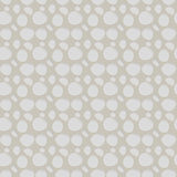 Seamless pattern with soft forms Royalty Free Stock Photography