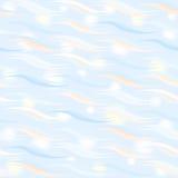 Sparkling waves pattern Stock Photos
