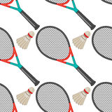 Seamless pattern with sport icons Royalty Free Stock Images