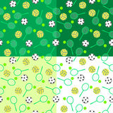 Seamless pattern sport Royalty Free Stock Image