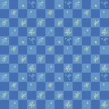 Seamless vector pattern with spots. Stock Photos