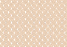 Seamless pattern square with flowers earth tone vintage  Royalty Free Stock Image