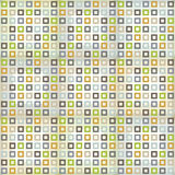 Seamless pattern with squares. Colored geometric seamless pattern with squares Vector Illustration