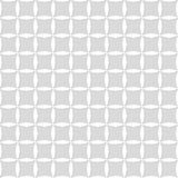 Seamless pattern of squares and round shapes. Geometric wallpape Stock Images