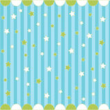 Seamless pattern with stars Royalty Free Stock Photography
